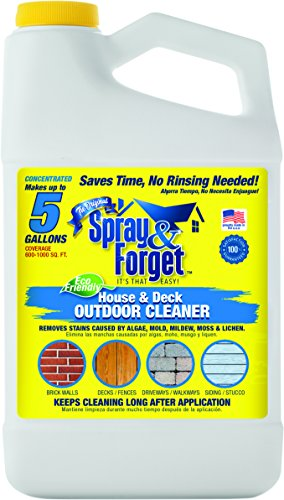 Spray & Forget House & Deck Cleaner
