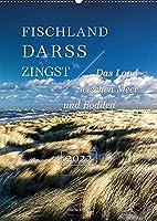 Fischland - Darss - Zingst: Das Land zwischen Meer und Bodden (Wandkalender 2022 DIN A2 hoch): Impressionen der traumhafen Halbinseln an der Ostseekueste (Monatskalender, 14 Seiten )