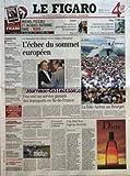 FIGARO (LE) [No 18933] du 18/06/2005 - MICHEL PICCOLI ET JACQUES DUTRONC DANS MADO - SANTE - LES MEDECINS GENERALISTES DESERTENT LES CAMPAGNES - VINS - CONCURRENCE ACHARNEE EN VUE AU SALON VINEXPO DE BORDEAUX - L'APPEL DE L'IRAN PAR PIERRE ROUSSELIN - BRESIL - LULA SACRIFIE SON BRAS DROIT - IRAN - APRES LA PRESIDENTIELLE - VILLEPIN A L'ECOUTE DES PME - LES SUSHIS AU BANC D'ESSAI - RUGBY - LES BLEUS A DURBAN - SURF ET VAGUES EN VOGUE - L'ECHEC DU SOMMET EUROPEEN - FEU VERT AU SERVICE GARANTI DES