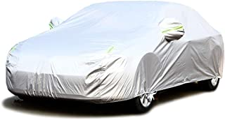 Compatible With Fiat 500L Cross Full Exterior Covers/High-Quality Car Body Cover All-Weather Rainproof/Snowproof/Windproof...