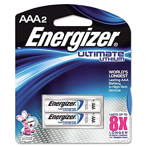 Energizer L92BP-2 Energizer e2 Lithium Battery