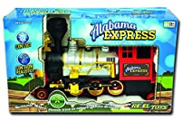 Bobine Toys Reeltoys0307 Alabama Express Train Modèle