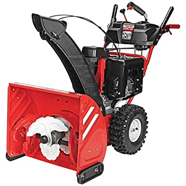 Troy-Bilt Vortex 2490 277cc Electric Start 24 Three Stage Gas Snow Thrower