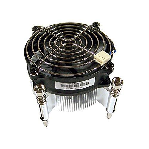 HP 625257-001 Elite 8200 8300MT Z210 Z220 - Disipador de Calor para CPU (4 Pines)
