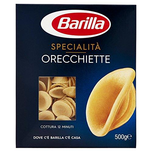 Barilla - Orecchiette Pugliesi, Pasta di Semola di Grano Duro - 5 pezzi da 500 g [2500 g]