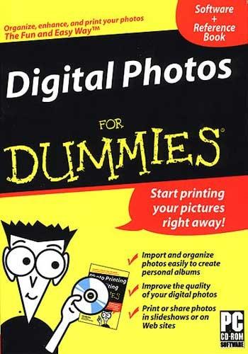 Digital Photos for Dummies