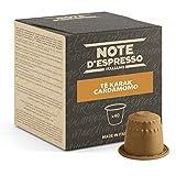 Note d'Espresso - Cápsulas para las cafeteras Nespresso, Chai Karak Cardamom Tea, 40 unidades de 7 g