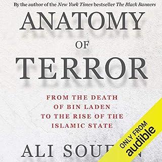 Anatomy of Terror audiobook cover art