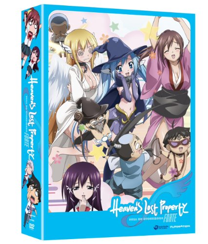 Heaven's Lost Property Forte: Season 2 (Limited Edition)