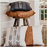 WILDIVORY Decorative Throw Pillow Covers for...