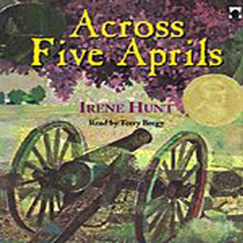 Across Five Aprils audiobook cover art