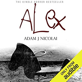 Alex                   By:                                                                                                                                 Adam J. Nicolai                               Narrated by:                                                                                                                                 Marc Vietor                      Length: 7 hrs and 37 mins     9 ratings     Overall 4.3
