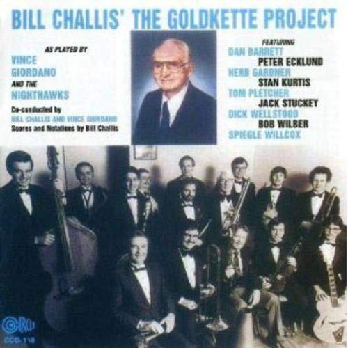 Bill Challis the Goldkette Pro