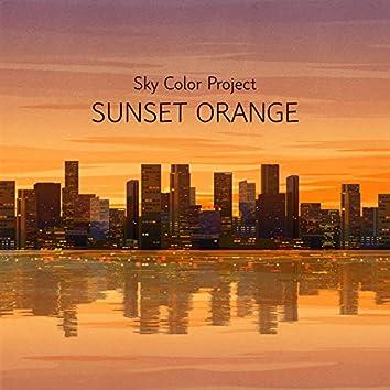 Sky Color Project [Sunset Orange]