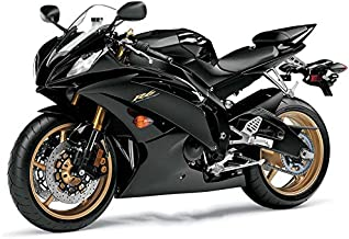 NT FAIRING Glossy Matte Black Injection Mold Fairing Fit for Yamaha 2008-2016 YZF R6 New Painted Kit ABS Plastic Motorcycle Bodywork Aftermarket