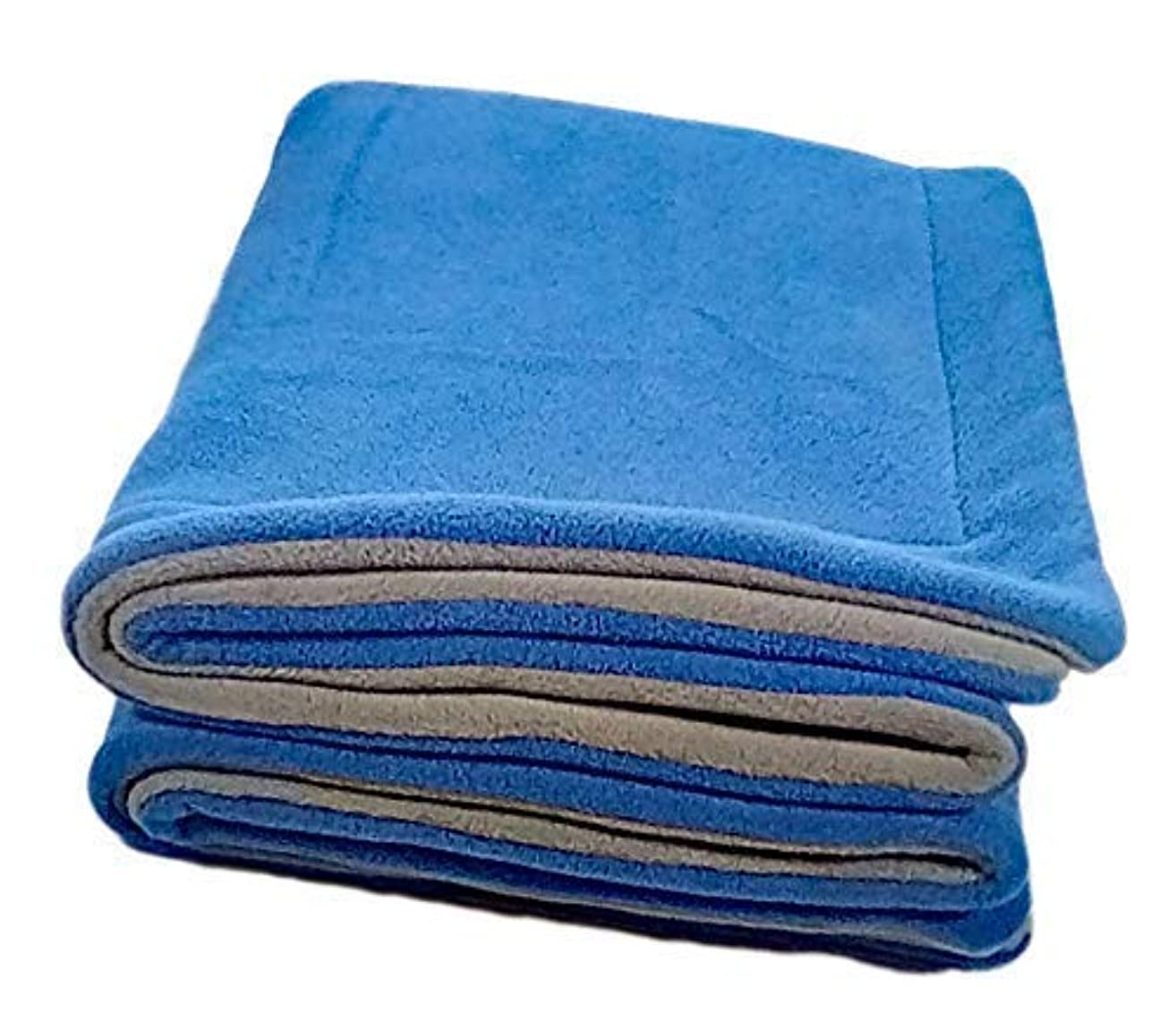 Midwest Habit Anti-Pill Fleece Cage Liner - Guinea Pig Fleece Bedding - Choose Color - Machine Wash - Made in USA