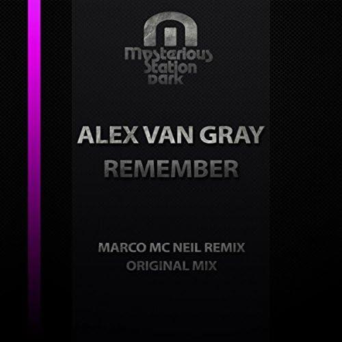 Alex Van Gray