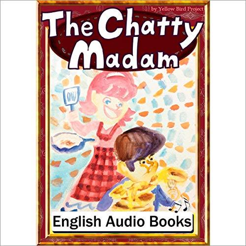 『The Chatty Madam(おしゃべりなおかみさん・英語版)』のカバーアート