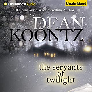 The Servants of Twilight                   By:                                                                                                                                 Dean Koontz                               Narrated by:                                                                                                                                 Angela Dawe                      Length: 15 hrs and 46 mins     788 ratings     Overall 4.0