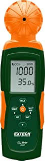Extech CO240 Handheld Indoor Air Quality and Carbon Dioxide Meter