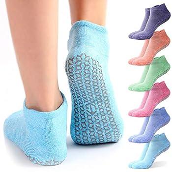 Best non slip yoga socks Reviews