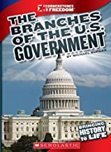 The Branches of U.S. Government (Cornerstones of Freedom: Third (Library)) by Michael Burgan (2011-10-01)