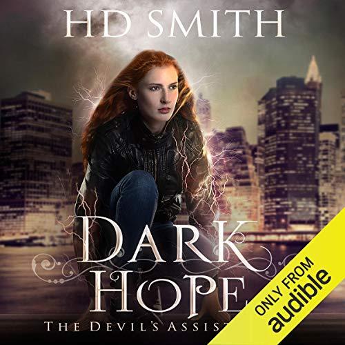 Dark Hope audiobook cover art