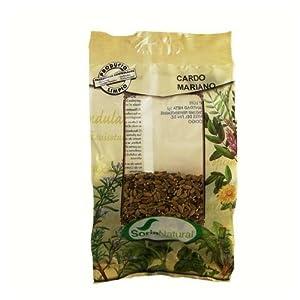 Soria Natural Cardo Mariano Semillas Bolsa 75Gr. 75 ml