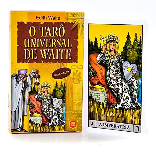 O Tarô Universal de Waite - Baralho