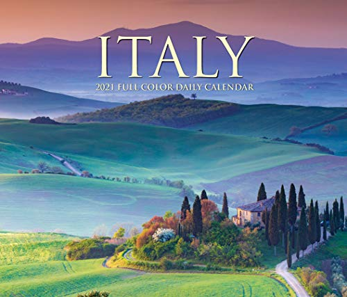 Italy 2021 Box Calendar