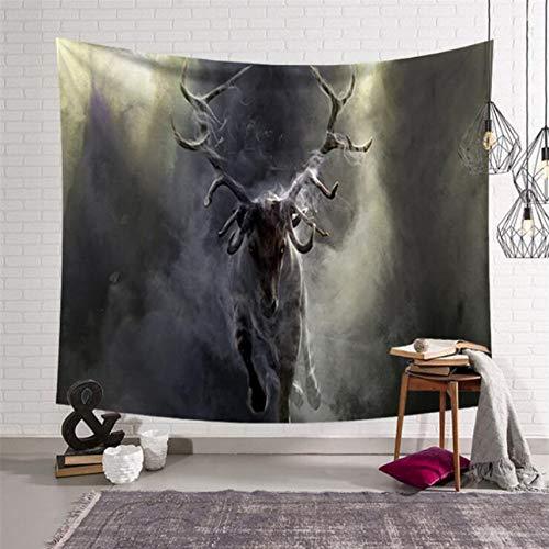 HYDDAXJW Polyester Wandbehang Schafteppich Kunst Teppich Decke Yogamatte Dekorative Tapisserie Für Zuhause, (W) 150X (H) 200 cm