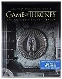 Juego de tronos Season 8 Steelbook 4K UHD (BOX) [4Blu-Ray] [Region Free] (Audio español. Subtítulos en español)