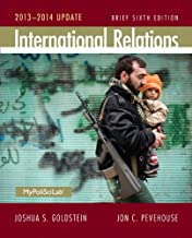 NEW MyPoliSciLab without Pearson eText -- Standalone Access Card -- for International Relations Brief: 2013-2014 Update (6th Edition)