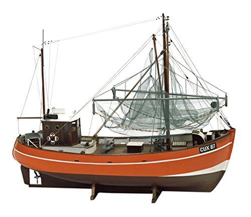 Billing Boats Cux 87Krabbenkutter Modell-Set B474im Maßstab 1:33