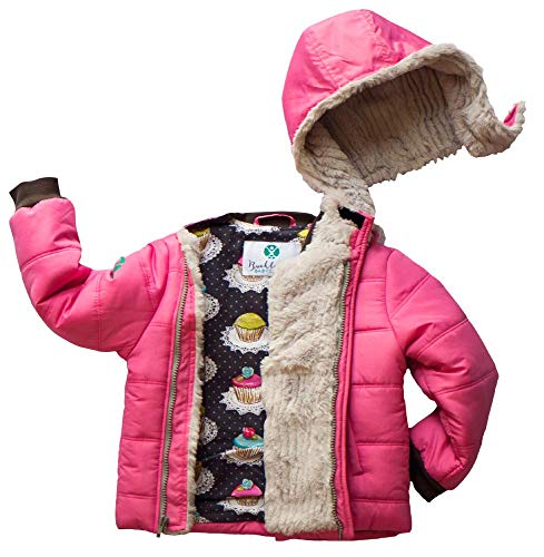 Buckle Me Baby Coats - Safest Car Seat Friendly Coat - Puffy...