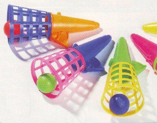 Goki PE031 Pop 'n Catch Jeu de pêche en Plastique