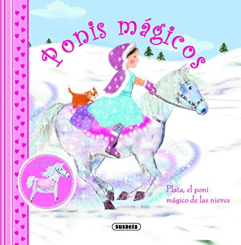 Plata, El Poni mágico de las nieves (Ponis mágicos)
