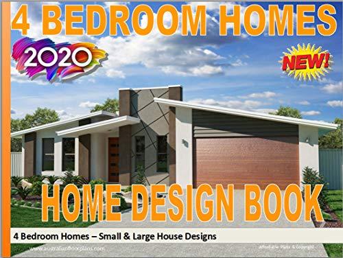 Amazon Com 4 Bedroom House Plans Distinctive Homes Small And Large 4 Bedroom House Plans Ebook Morris Chris Designs Australian Kindle Store