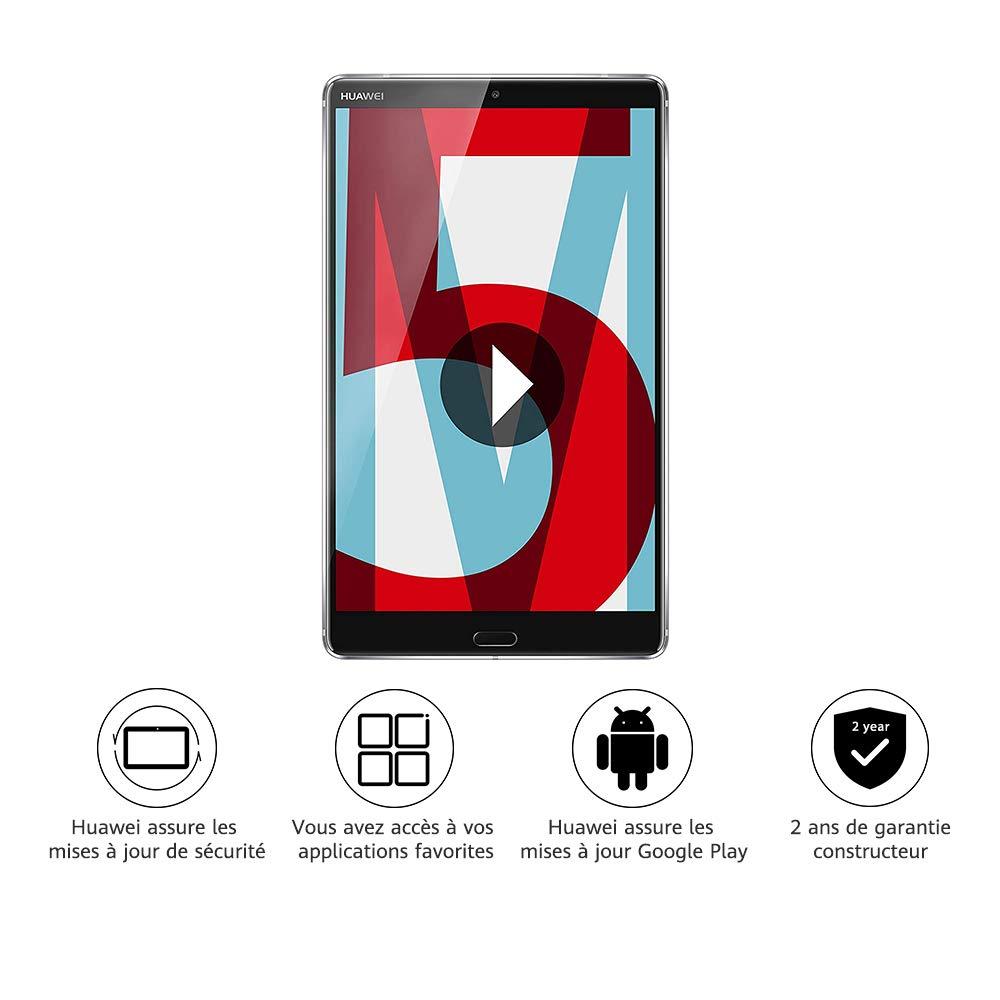 Huawei MediaPad M5 LTE - Tablet de 8.4