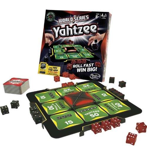 Juegos Hasbro - Juego Yahtzee Torneo (A2141105)