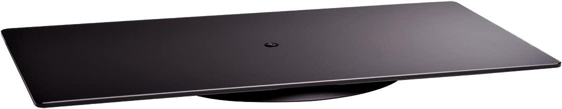 Meliconi Elite M - Plataforma giratoria para TV (360°),