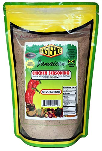 KARJOS EASISPICE CHICKEN SEASONING 16oz