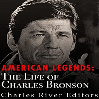 American Legends: The Life of Charles Bronson cover art