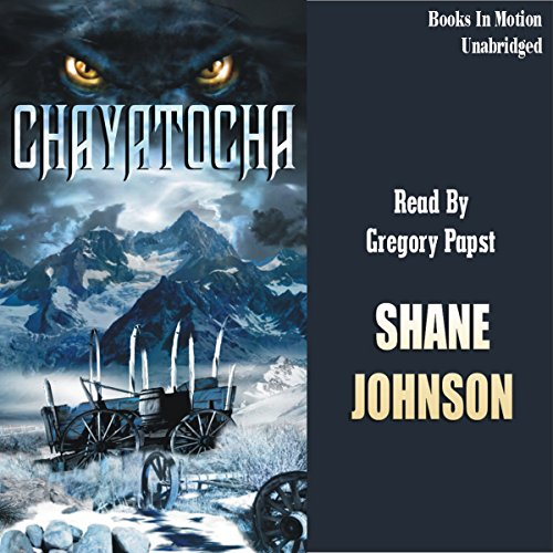 Chayatocha audiobook cover art