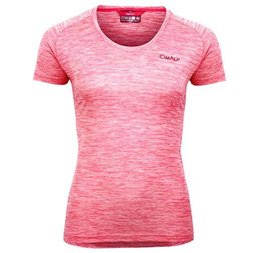 Cimalp T-Shirt col Rond Smart-Dry Respirant