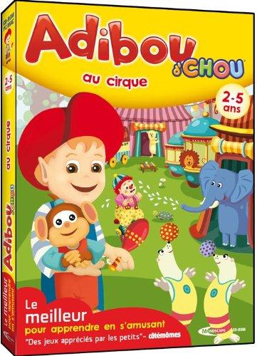 Adiboud'Chou au cirque 2010/2011