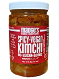 SPICY-VEGAN Kimchi, No-Sugar Added | Fermented & Live | New Packaging BPA-Free