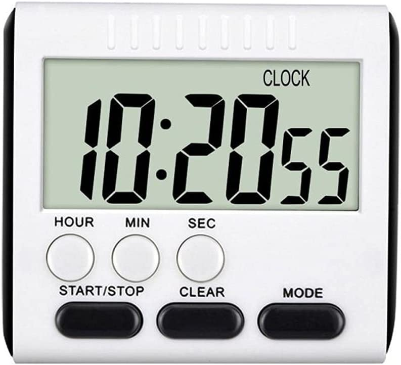 tqbhd Large Bombing new work Digital Screen Display Kitchen Timer Limited time cheap sale S