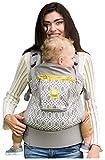 LÍLLÉbaby 4-in-1 Essentials Original Ergonomic Baby & Child Carrier, Park Place - 100% Cotton