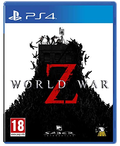 World War Z, PS4 [Importación inglesa]